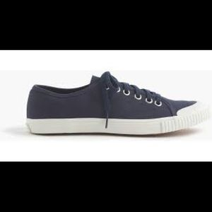 J. Crew Tretorn canvas T 56 sneakers
